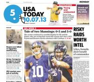 10/07/2013 Issue of USA TODAY