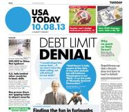 10/08/2013 Issue of USA TODAY