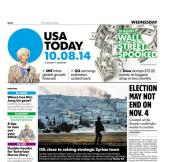 10/08/2014 Issue of USA TODAY
