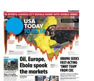 10/16/2014 Issue of USA TODAY