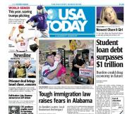 10/19/2011 Issue of USA TODAY