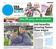 10/19/2012 Issue of USA TODAY