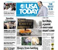 10/20/2011 Issue of USA TODAY