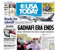 10/21/2011 Issue of USA TODAY