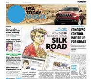 10/22/2013 Issue of USA TODAY
