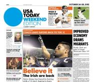 10/26/2012 Issue of USA TODAY