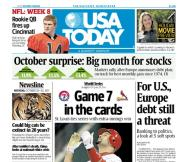 10/28/2011 Issue of USA TODAY
