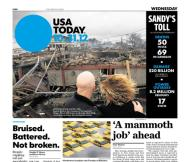 10/31/2012 Issue of USA TODAY