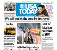 11/03/2011 Issue of USA TODAY