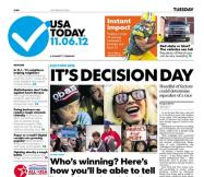 11/06/2012 Issue of USA TODAY
