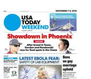 11/07/2014 Issue of USA TODAY