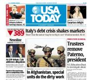 11/10/2011 Issue of USA TODAY