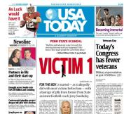 11/11/2011 Issue of USA TODAY