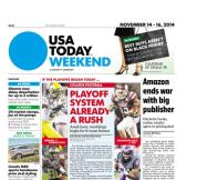 11/14/2014 Issue of USA TODAY