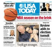 11/15/2011 Issue of USA TODAY