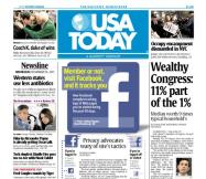 11/16/2011 Issue of USA TODAY