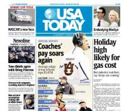 11/17/2011 Issue of USA TODAY