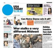 11/19/2012 Issue of USA TODAY