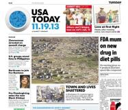11/19/2013 Issue of USA TODAY