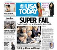 11/22/2011 Issue of USA TODAY