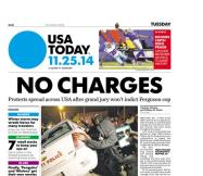 11/25/2014 Issue of USA TODAY