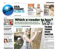 11/28/2012 Issue of USA TODAY
