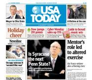 11/29/2011 Issue of USA TODAY