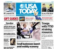 11/30/2011 Issue of USA TODAY