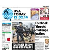 12/02/2014 Issue of USA TODAY