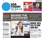 12/04/2013 Issue of USA TODAY