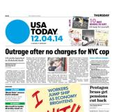 12/04/2014 Issue of USA TODAY