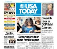12/05/2011 Issue of USA TODAY