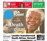 12/06/2013 Issue of USA TODAY