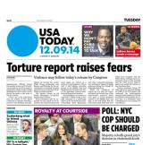 12/09/2014 Issue of USA TODAY