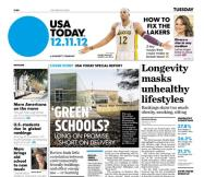 12/11/2012 Issue of USA TODAY