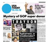 12/12/2012 Issue of USA TODAY