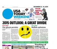 12/12/2014 Issue of USA TODAY
