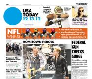 12/13/2012 Issue of USA TODAY