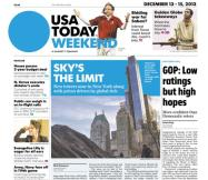 12/13/2013 Issue of USA TODAY