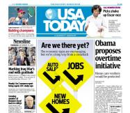 12/15/2011 Issue of USA TODAY