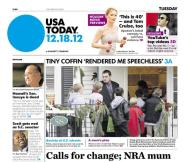 12/18/2012 Issue of USA TODAY