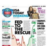 12/19/2014 Issue of USA TODAY
