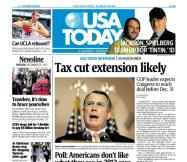 12/20/2011 Issue of USA TODAY