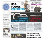 12/20/2013 Issue of USA TODAY