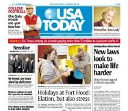 12/21/2011 Issue of USA TODAY