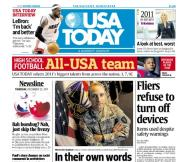 12/22/2011 Issue of USA TODAY