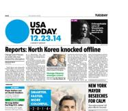 12/23/2014 Issue of USA TODAY