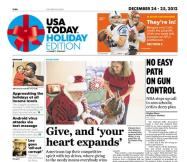 12/24/2012 Issue of USA TODAY