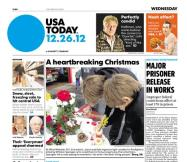 12/26/2012 Issue of USA TODAY