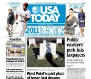 12/28/2011 Issue of USA TODAY